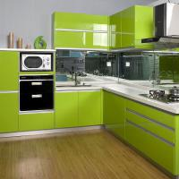 Large picture F**** eco green melamine faced cupboard mdf board