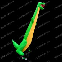 Large picture Inflatable dinosaur dancer
