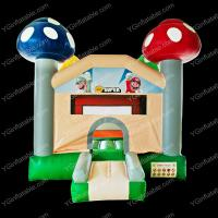 Large picture Inflatable mushroom bouncer