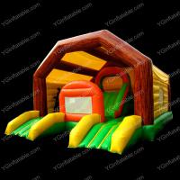 Large picture Inflatable Bouncer Slides