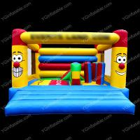 Large picture Inflatable clown bouncer