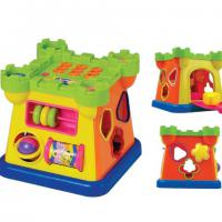 Large picture Multifuncational musical blocks toys castle