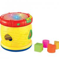 Large picture Educational musical drum with blocks toys