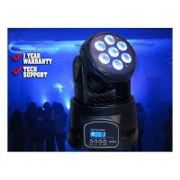 Large picture 7*10w Quad LED moving head light