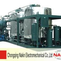 Large picture Engine oil recycling system