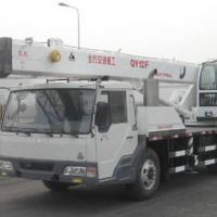 Large picture Mobile truck crane