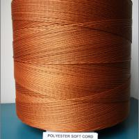 Large picture 100% dipped polyester cord for v-belt 1100dtex/5*3