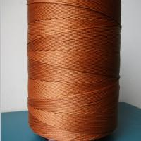 Large picture 100% dipped polyester cord for v-belt 1100dtex/9*3