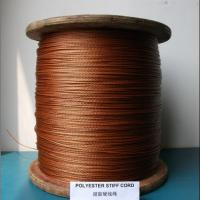 Large picture polyester stiff cord 1100detx/6*3