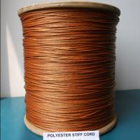 Large picture polyester stiff cord 1100detx/9*3