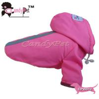Large picture dog raincoats, waterpoof dog clothing