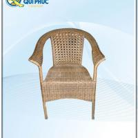 Large picture Plastic imitation rattan chair --- Qui Phuc