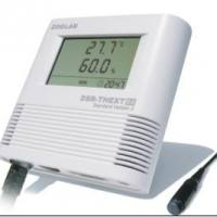 Large picture temperature humidity data Logger