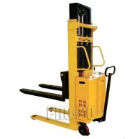 Large picture Semi electric pallet stacker with different model