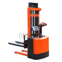 Large picture Full electric pallet stacker with scale
