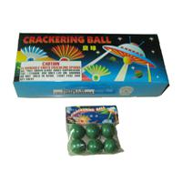 Large picture carcker ball