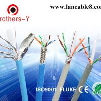 RJ45 cable cat6 lan cable