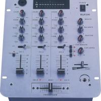 Large picture DJ mixer