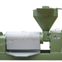 Large picture screw oil press