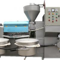 Large picture integrated screw oil press