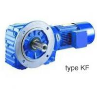 Large picture KF Helical-bevel Gear Motor