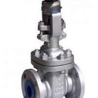 Large picture Cast Steel Gate Valve