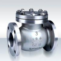 Large picture Cast Steel Swing Check Valve