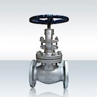 Large picture Cast Steel Globe Valve