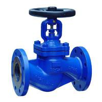 Large picture Din Bellows Sealed Globe Valve