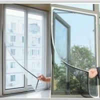 Large picture Magnetic Window Screen (Five Star Factory )