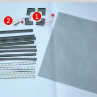 Large picture Magnetic Window Screen Stripes