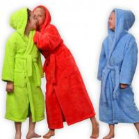 Large picture Coral fleece bathrobes