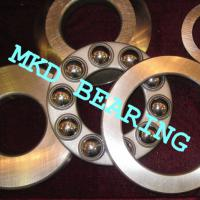 Large picture single-direction thrust ball bearing51110