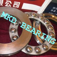 Large picture single-direction thrust ball bearing51111