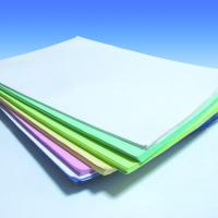 Large picture carbonless copy paper
