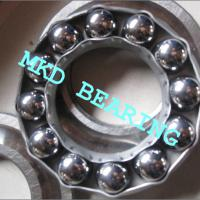 Large picture single-direction thrust ball bearing51114