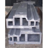 Large picture Lathe column casting iron, lathe parts