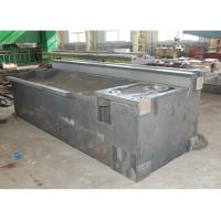Large picture Casting iron-Lathe bed castings, lathe parts