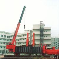 Large picture ZYC series hydraulic static pile driver