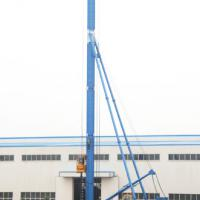 Large picture CFG series hydraulic walking auger drill machine