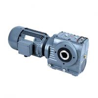 Large picture S Series Bevel Gear-Worm Gear Reducer