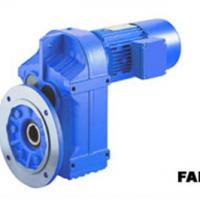 Large picture FAF Parallel Shaft Gear Motor