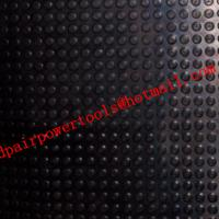 Large picture synthetic rubber sheet
