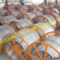 Large picture anti-twisting steel wire rope