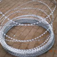 Large picture Barbed Wire/High Quality Galvanized Barbed Wire