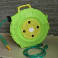 Large picture Adjustable Wall-installed Garden Hose Reel
