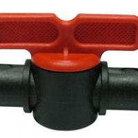 Large picture Barb Flow Control Valve for Drip Pipe