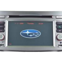 Large picture Subaru Outback/ Legacy DVD navigation