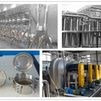 Large picture Sweet potato starch processing equipment