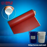 Large picture Silicone Rubber For Coating Textiles